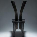 Samurai tuoli takaa